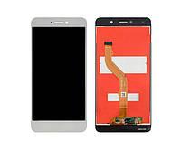 "LCD Huawei Y7, Y7 Prime 2018 LDN-L21, Nova 2 Lite, Honor 7C, Honor 7C Pro + Touchscreen (white) ""High Copy"""