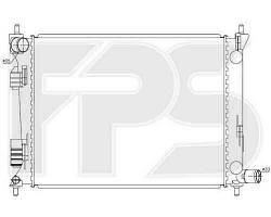 Радиатор охлаждения двигателя HYUNDAI / KIA (OEM) FP 32 A364-X