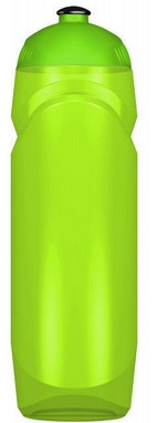 Бутылка для воды ShakerStore Rocket Bottle 750 мл Прозрачный/Зеленый