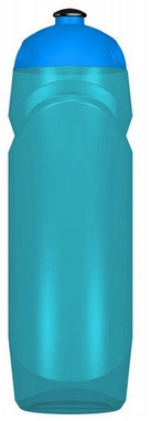 Бутылка для воды ShakerStore Rocket Bottle 750 мл Прозрачный/Синий