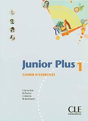 Junior Plus 1 Cahier d`exercices
