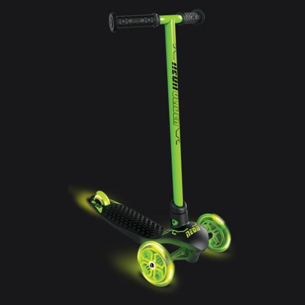 Скутер NEON Glider Зеленый (N100965)