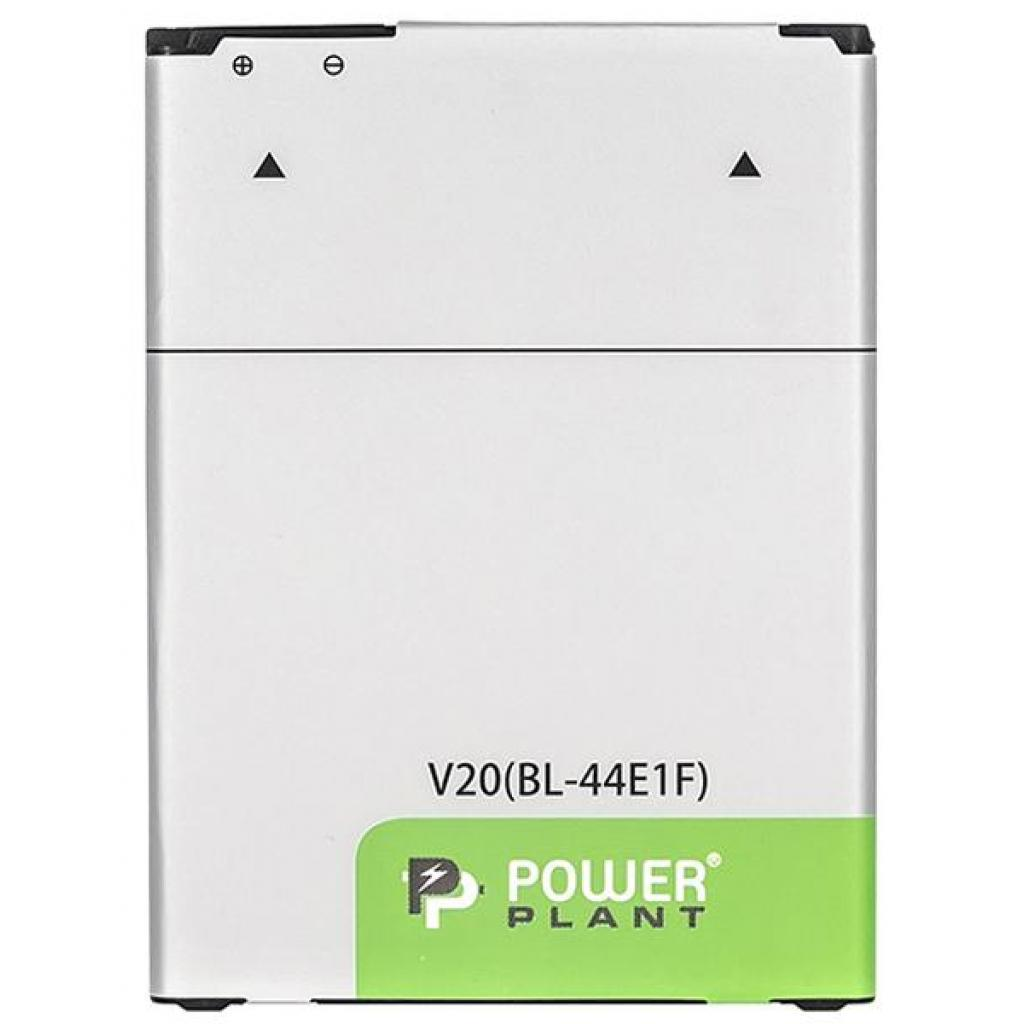 Аккумуляторная батарея PowerPlant LG V20 (BL-44E1F) 3200mAh (SM160198)