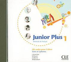 Junior Plus 1 CD audio individuel