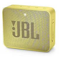 Акустическая система JBL GO 2 Yellow (JBLGO2YEL), фото 1