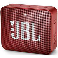 Акустическая система JBL GO 2 Ruby Red (JBLGO2RED), фото 1