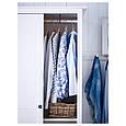 Шкаф с раздвижными дверями HEMNES, фото 7