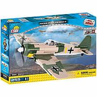 Конструктор Cobi Вторая Мировая Война Самолет Фокке-Вульф, 255 деталей (5902251055141)