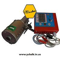 Привод медогонки электрический (пульт управления + мотор-редуктор) Модель 2 - Сенсорный