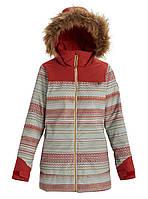 Горнолыжная куртка Burton Lelah (Aqua Gray Revel Stripe) 2020