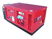 Однофазный бензиновый генератор EUROPOWER EPS10000E (10 кВт)