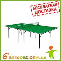 Настольный теннис теннисный стол Hobby Light