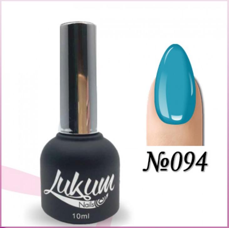 Гель лак Lukum Nails № 094