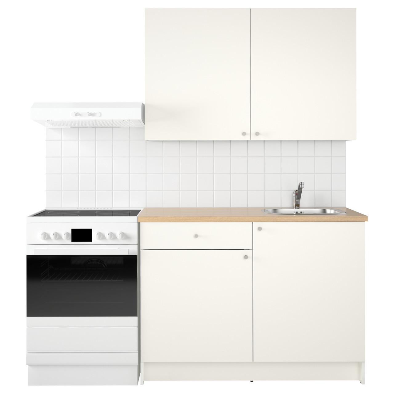 Кухня модульна KNOXHULT 120x61x220 см