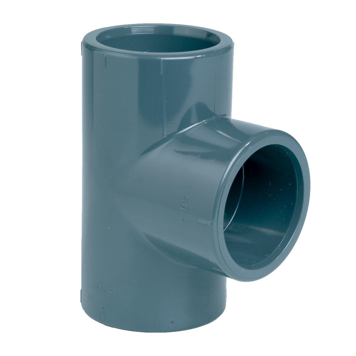Тройник клеевой 90° EFFAST d40 мм (RDRTID0400)