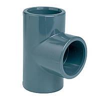 Тройник клеевой 90° EFFAST d50 мм (RDRTID0500)