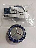 Эмблема Mercedes-Benz на Капот 57 мм.