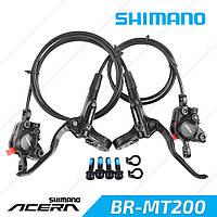 Shimano BR-MT200 Тормоза дисковые гидравлические комплект
