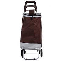 Тачка сумка с колесиками STENSON тележка 94 см (2079) Железные колеса
