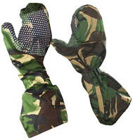 Британские непромакаемые армейские рукавицы из мембраны Gorеtex