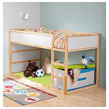 Двухсторонняя кровать детская KURA