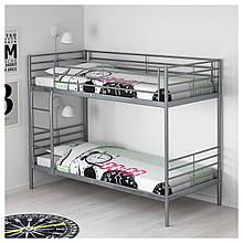 Двухъярусная кровать детская SVARTA