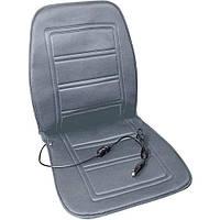 Накидка на сиденье с подогревом  Lavita 140401GR 60ВТ/12В серая