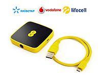 Карманный 4G 3G WiFi роутер модем Alcatel EE40 с аккумулятором для Киевстар Lifecell Vodafone
