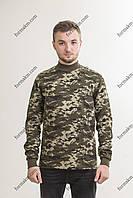Гольф Камуфляжный Военный Зимний Пограничник, фото 1