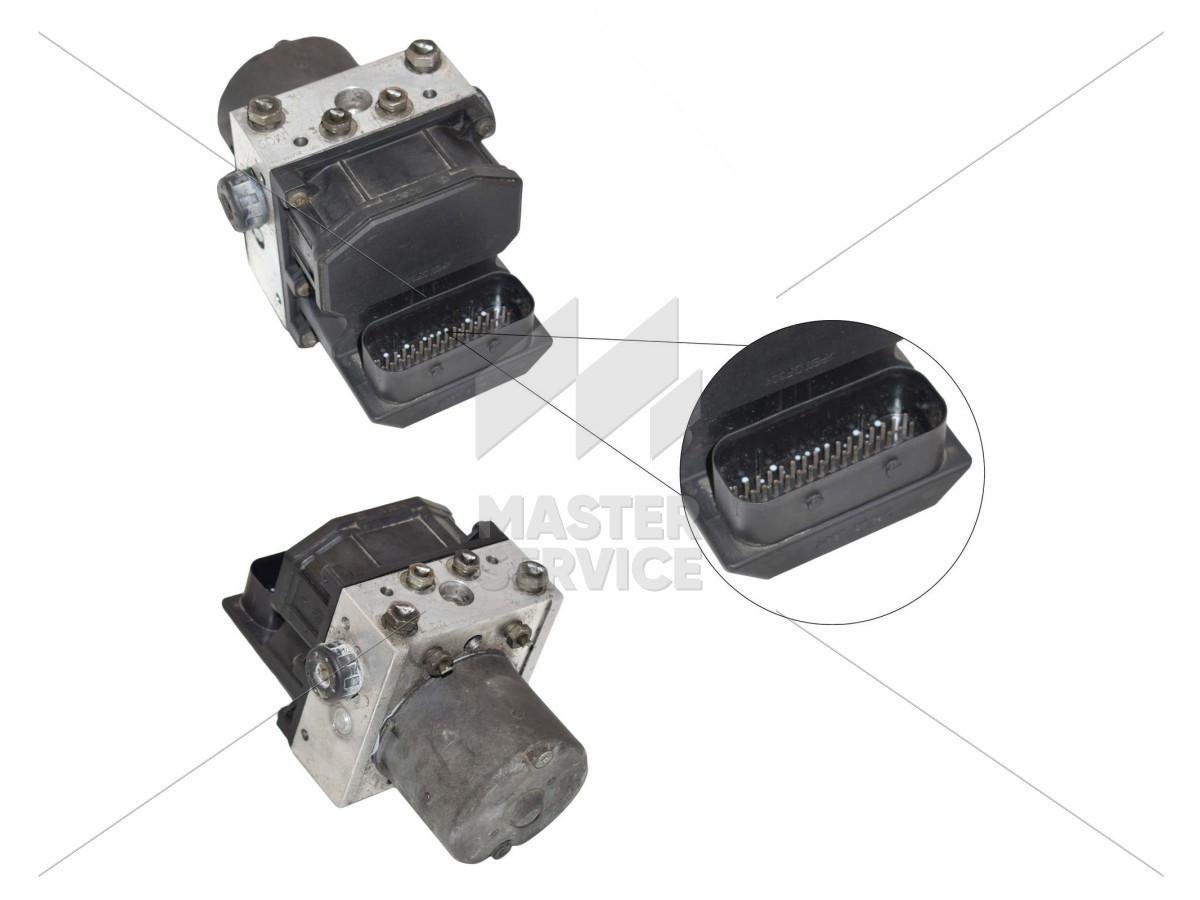 Блок ABS для FORD Mondeo 2000-2007 0265222015, 0265800007, 1S712M110AE