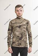 Гольф Камуфляжный Военный Зимний АТАКС, фото 1