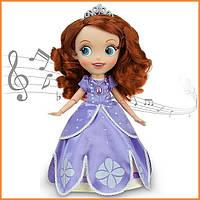 Кукла принцесса София Прекрасная Поющая Sofia The First Disney