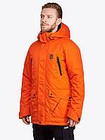 Куртка зимняя S1 CT Urban Planet M 100% полиэстер Оранжевый UP 2-1-1-61