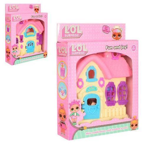 Домик для куклы Lol Surprise 777-B
