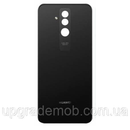 Задняя крышка Huawei Mate 20 Lite, черная, оригинал