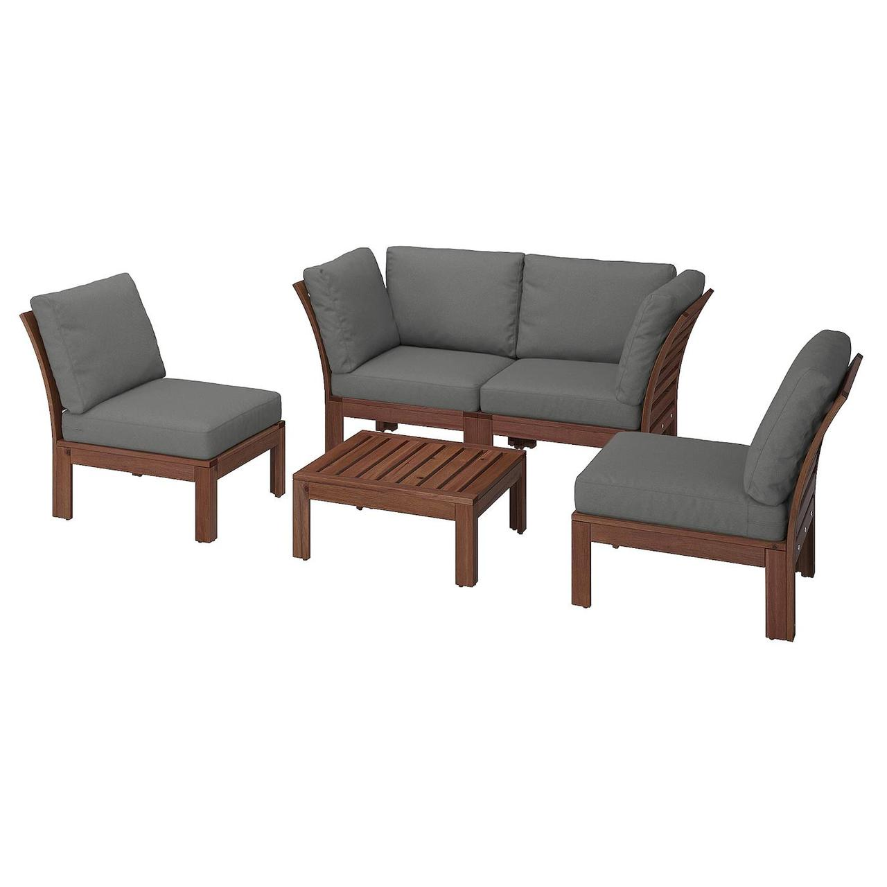 Комплект меблів для саду APPLARO