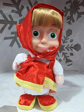 Говорящая кукла Маша - (Повторяет, Поет) 2 в 1, фото 3