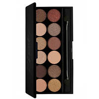 Палетка теней i Divine Eyeshadow Palette All Night Long Sleek MakeUP