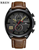 Часы Curren 8324 Black-Brown