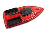 Карповый кораблик Camarad V3 + Toslon TF500 Red, фото 2