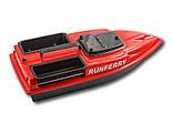 Карповый кораблик Camarad V3 + Toslon TF500 Red, фото 4