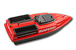 Карповый кораблик Camarad V3 GPS + Toslon TF500 Red, фото 3