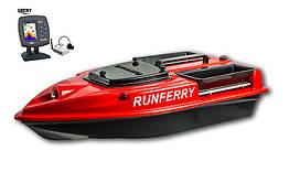 Карповый кораблик Camarad V3 + Lucky 918 Red