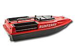 Карповый кораблик Camarad V3 + Lucky 918 Red, фото 2