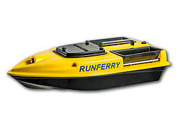 Карповый кораблик Camarad V3 Yellow