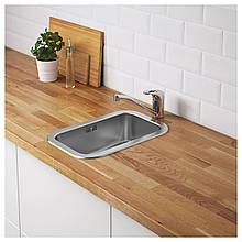 Кухонная мойка BOHOLMEN 47x30 см