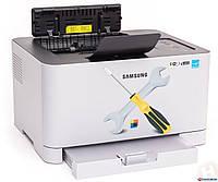 Ремонт цветных лазерных принтеров Самсунг и их обслуживание
