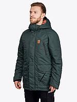 Куртка зимняя S1 PP Urban Planet M 100% полиэстер Темно-зеленый UP 2-1-1-60