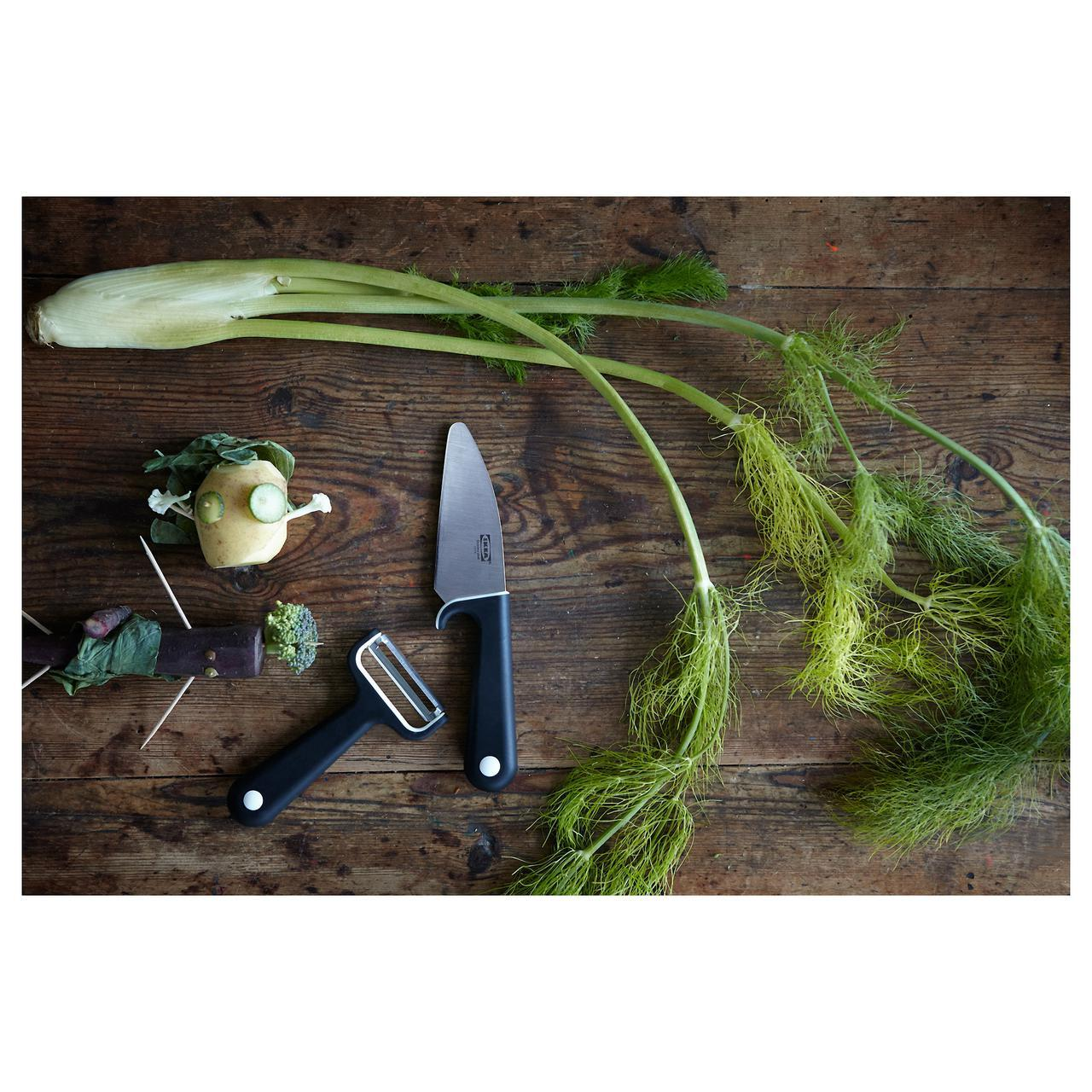 Детский нож и овощечистка SMABIT