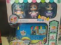 Игровой набор кукол LOL ЛОЛ Дом-кафе,автобус,пикник лол,кафе лол, фото 3